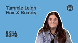 NWRC: Tammie Leigh in Hair and Beauty