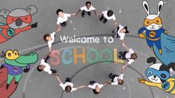 Welcome to Big School